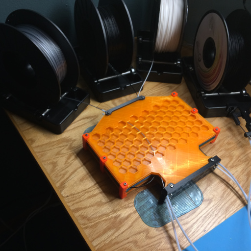 Filament Buffer