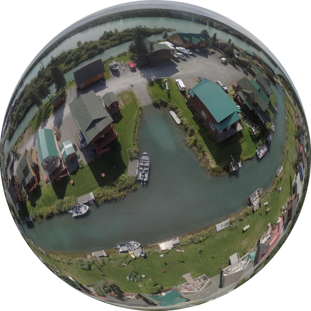 Kenai Cabin 360